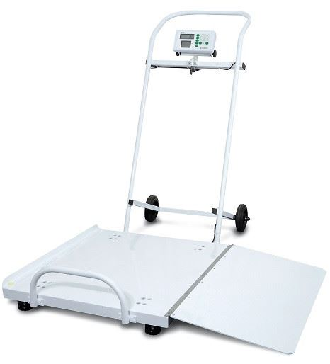 Picture for category Marsden M-620 Wheelchair Scale w/ Trolley