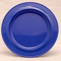 Picture of Find Dining Crockery Dinner Plate - Blue