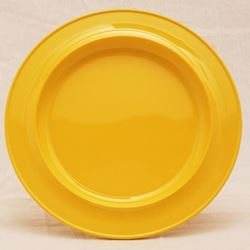 Picture of Find Dining Crockery Dinner Plate - Yellow
