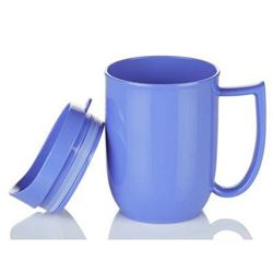 Picture of Find Mug and Lid Combo - Blue