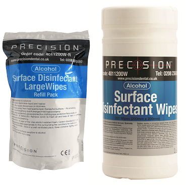 Picture for category Hard Surface Disinfectant Wipes