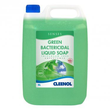 Picture of Senses Bactericidal Liquid Hand Soap (2 X 5 Litre) - Unperfumed