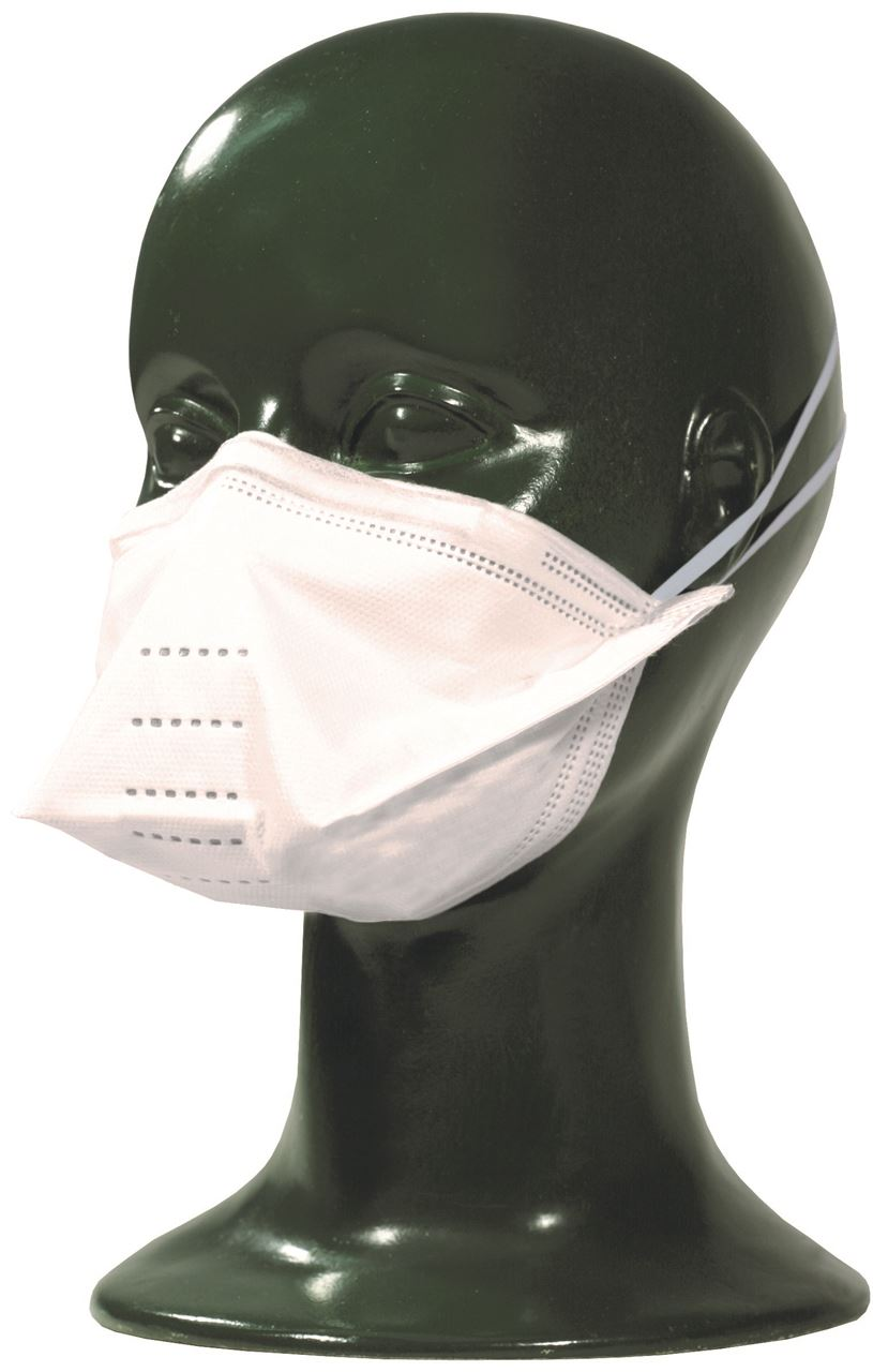 Picture of FFP2 NR Particle Filtering Half Mask (20/Box)