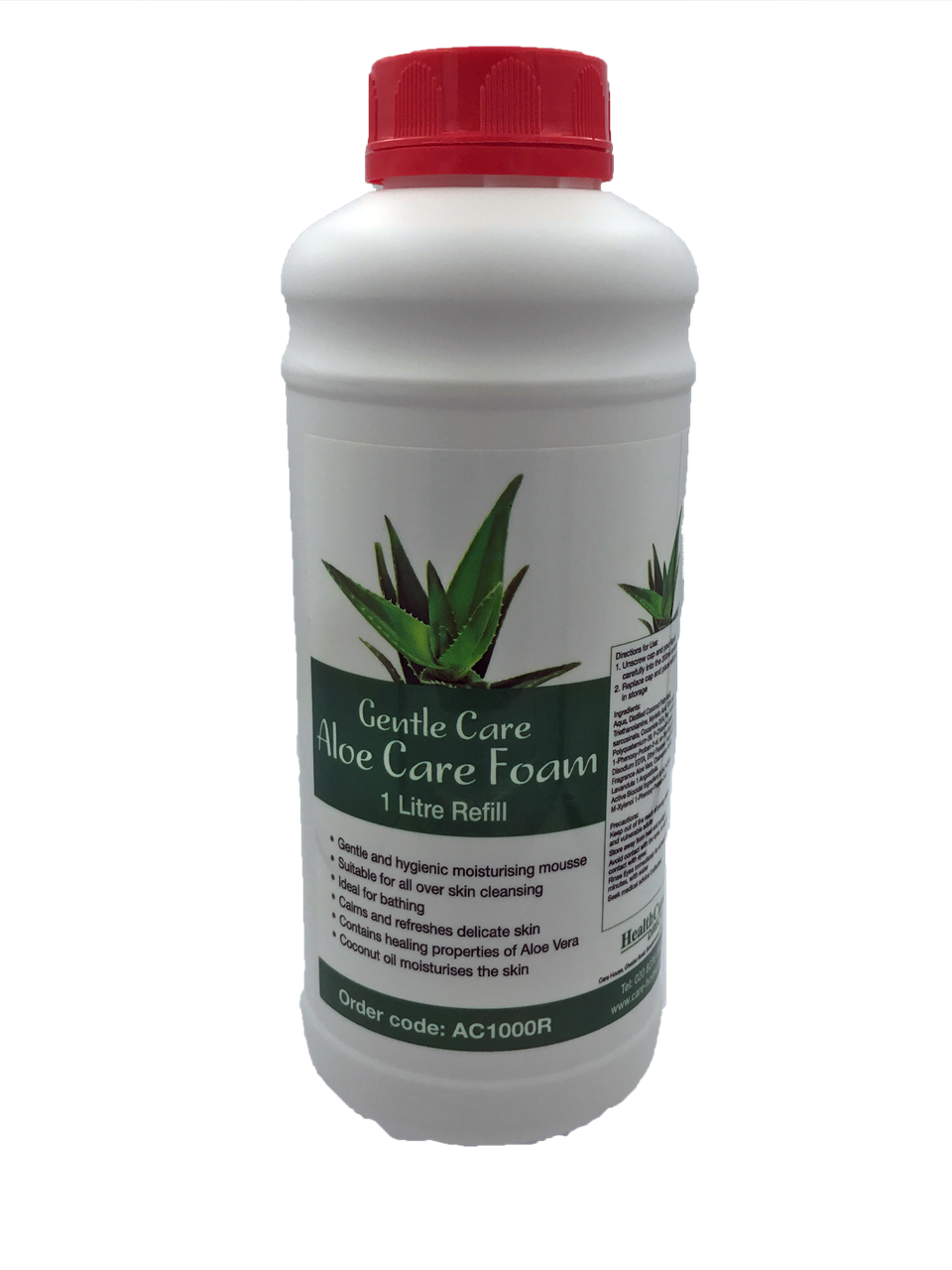 Picture for category Aloe Care Foam