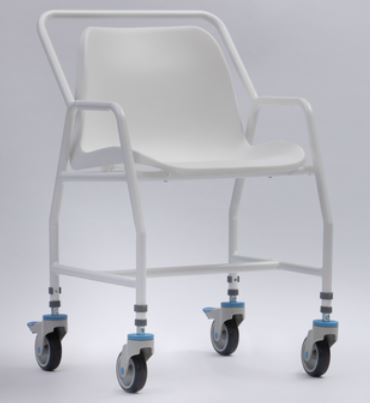 Picture for category Tilton Mobile Shower Chair