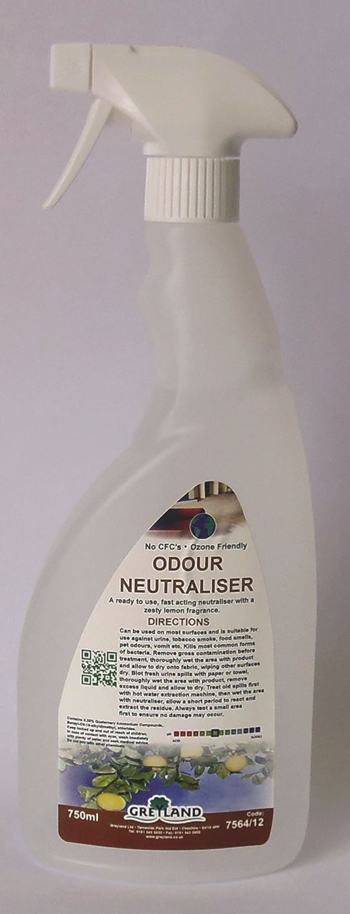 Picture of GREYLAND Odour Neutraliser (6 x 750ml)