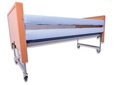 Picture of Machine Washable 2-Bar Profiling Bed Rail Bumpers (Pair)