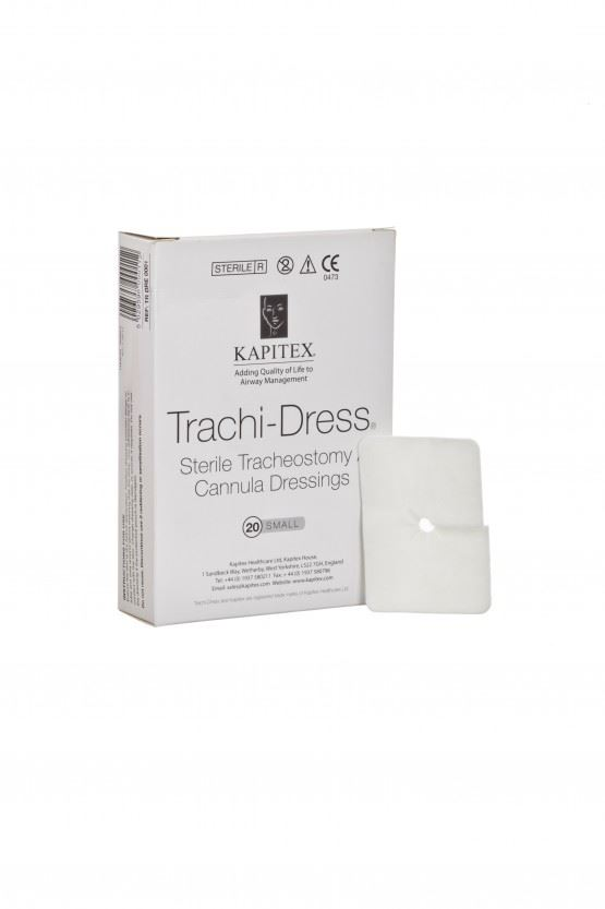 Picture for category Trachi-Dress Dressings - Sterile