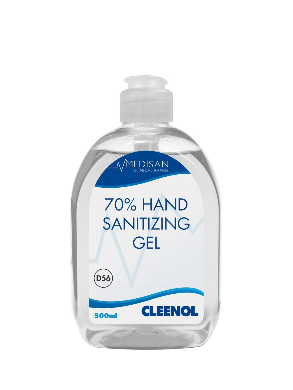 Picture of 70% Hand Sanitising Gel (500ml)