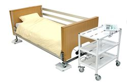 Picture of Marsden M-950 Portable Bed Weighing Scale (600kg Capacity)