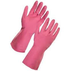 Picture of HOUSEHOLD Gloves Pink - Small