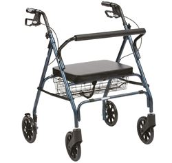 Picture of Heavy Duty Rollator (Blue)