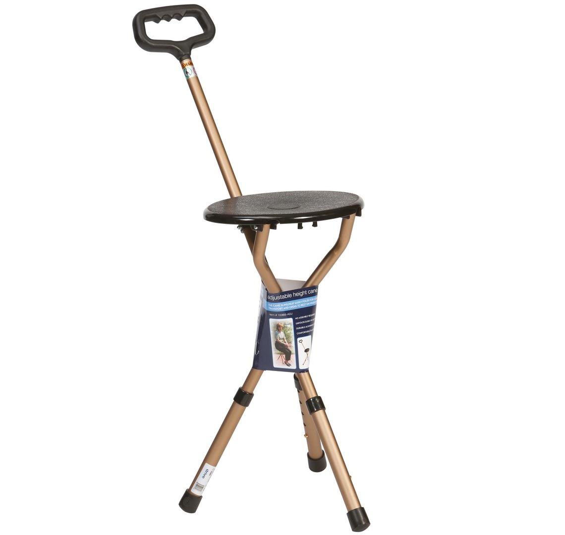 Picture of Adjustable - Cane Seat