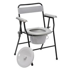 Picture of Folding Commode - C017