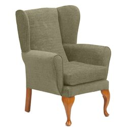 Picture of Queen Anne Chair - Sage