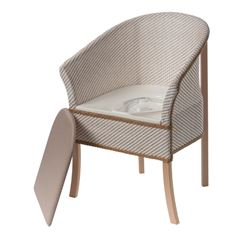 Picture of Basket Weave Commode - GE001