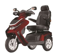 Picture of Royale 3 Scooter - Red