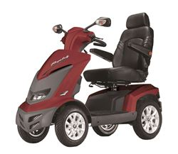 Picture of Royale 4 Scooter - Red