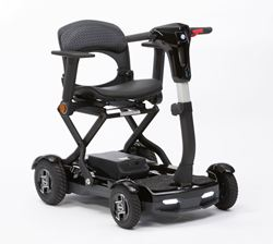 Picture of Knight ElectroFold Scooter - Black