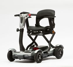 Picture of Knight ElectroFold Scooter - Silver