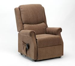 Picture of Indiana Riser Recliner - Mushroom