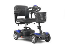 Picture of Scout Venture 4-Wheel Mini Scooter - Blue