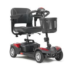 Picture of Scout Venture 4-Wheel Mini Scooter - Red