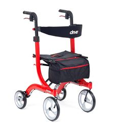 Picture of Nitro Rollator Accessory Pack - Cane and Cup Holder