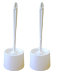 Picture of White Toilet Brush Only