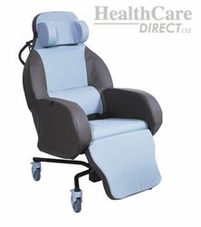 """Picture of Integra Tilt-in-Space Shell Chair (20"""")"""