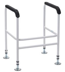Picture of Bariatric Toilet Frame - Floor Fixing Feet - **WE**