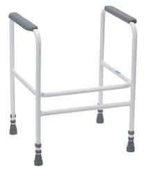 Picture of Bariatric Toilet Frame - Freestanding - **WE**