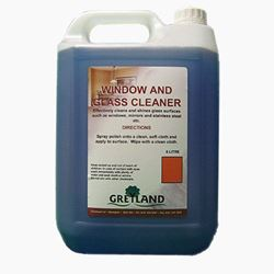 Picture of GREYLAND Window & Glass Cleaner (4 x 5 Litre)