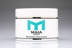 Picture of MAIA London - Peppermint Foot Lotion (100g)