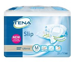 Picture of TENA Slip Ultima Large Grey (3 x 21)