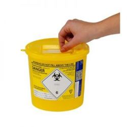 Picture of Sharpsguard Yellow - 2.5L