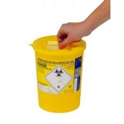 Picture of Sharpsguard Yellow -  3.75L