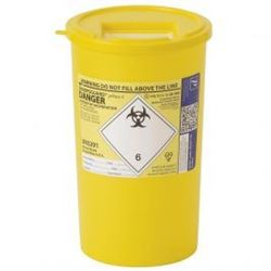 Picture of Sharpsguard Yellow - 5 Litres