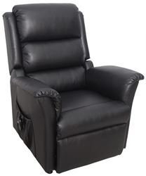 Picture of Nevada Riser Recliner (Dual Motor) - Black AM-PVC
