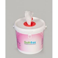 Picture of Softflex Wet Wipes (4 x 225)