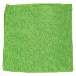 Picture of Microfibre Cleaning Cloth GREEN - (10 pack)