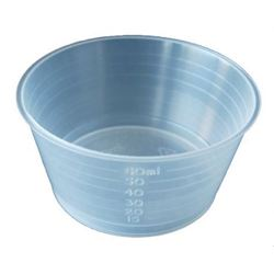 Picture of 60ml DISPOSABLE Medicine Measures (100)