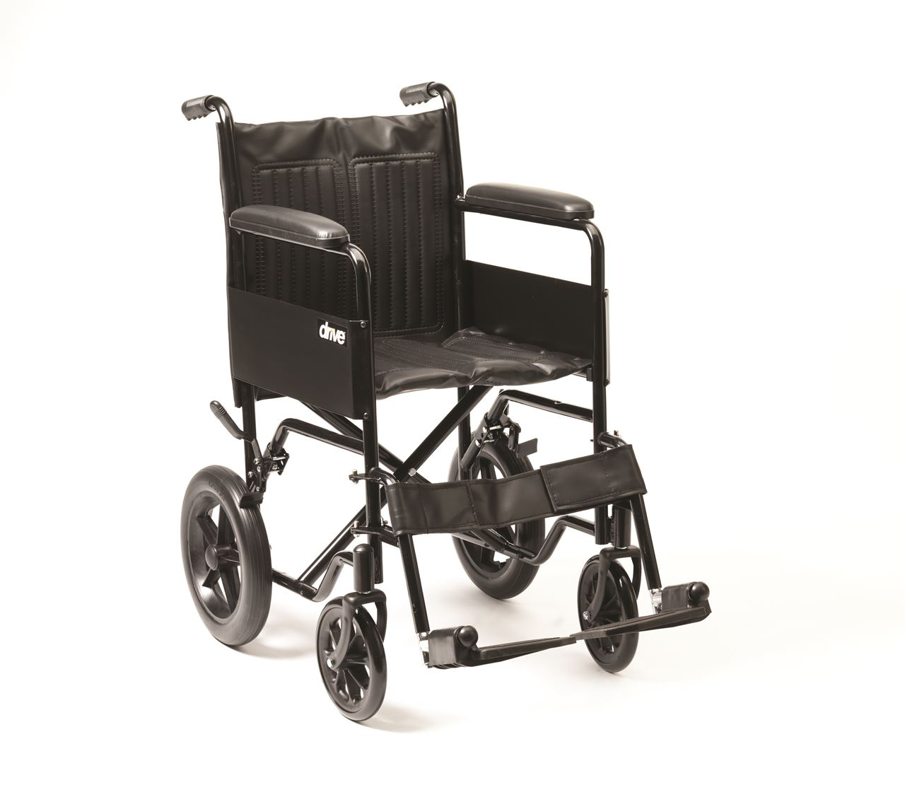 """Picture of S1 Steel Wheelchair 45cm (18"""") Transit"""