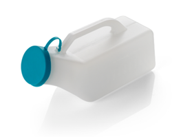 Picture of Topper Male Urinal with Handle and Cap - 1000ml