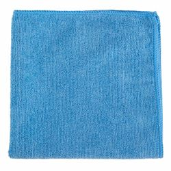 Picture of Microfibre Cleaning Cloth BLUE - (10 pack)