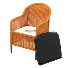 Picture of Wicker Commode - C008