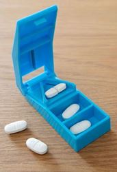 Picture of Pill Cutter with Retail Box