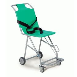 Picture of Transit Chair - 4 Wheels and Footrest (Front Braked)