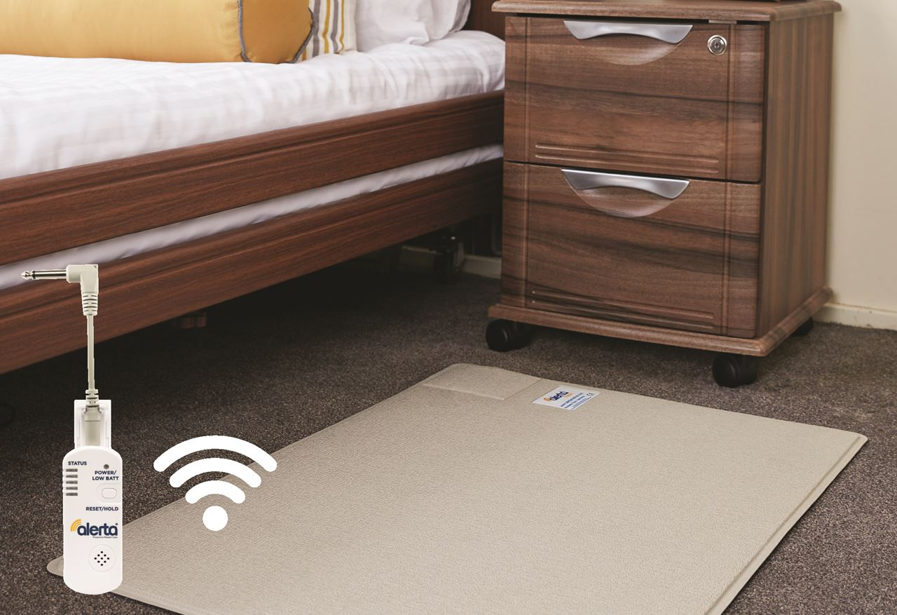 Picture for category Wireless Fall Prevention