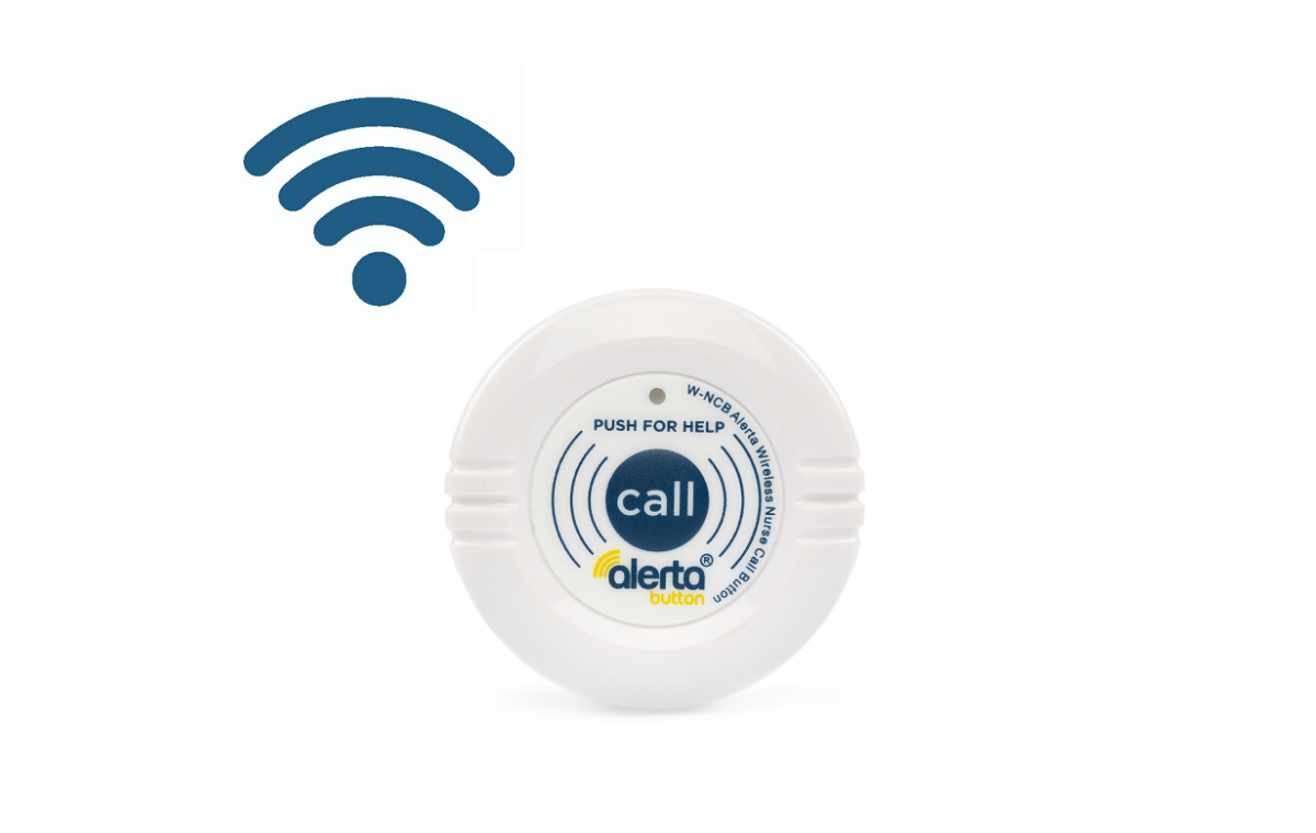 Picture for category Wireless Nurse Call Button